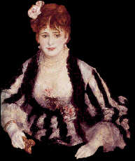 'At the Opera' by Renoir